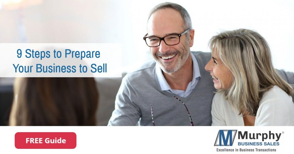 9 Steps to Prepare Your Business to Sell Free Download