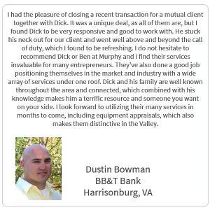 Dustin Bowman Testimonial
