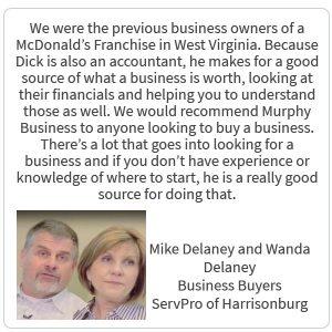 Mike and Wanda Delaney Testimonial