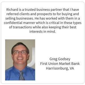 Greg Godsey Testimonial