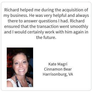 Kate Magri Testimonial