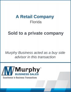 Retail Company Sold Murphy Business Clearwater Office
