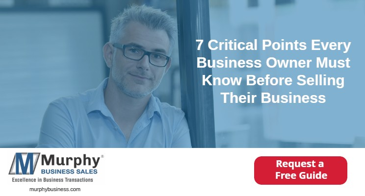 Key points you must know before selling your business - Murphy Business