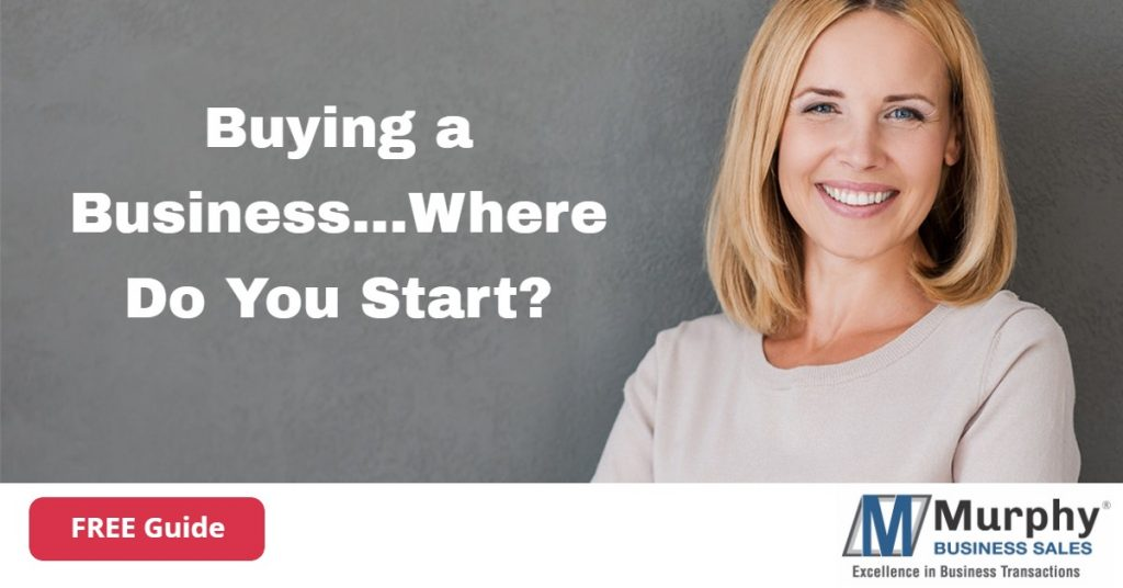 Buy a business - Free Guide